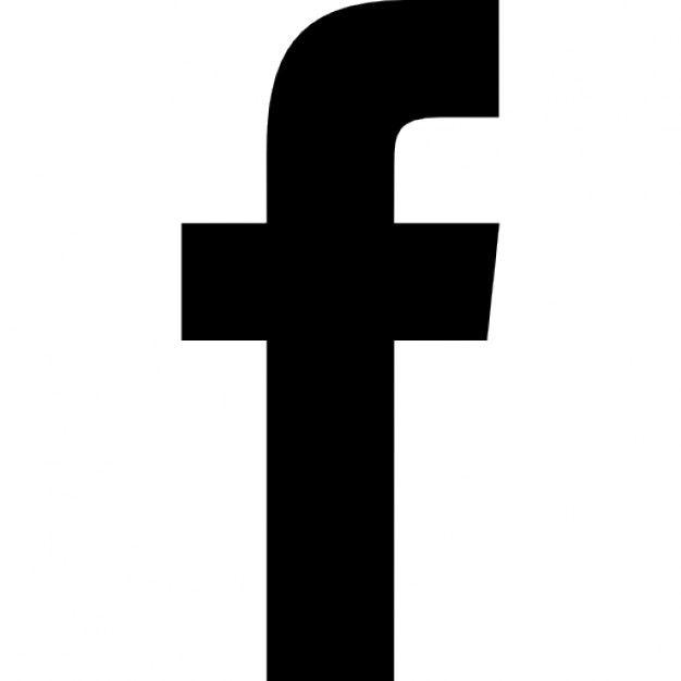 Download Facebook Letter Logo For Free Fond D Ecran Dessin Icones Facebook Bambou Noir