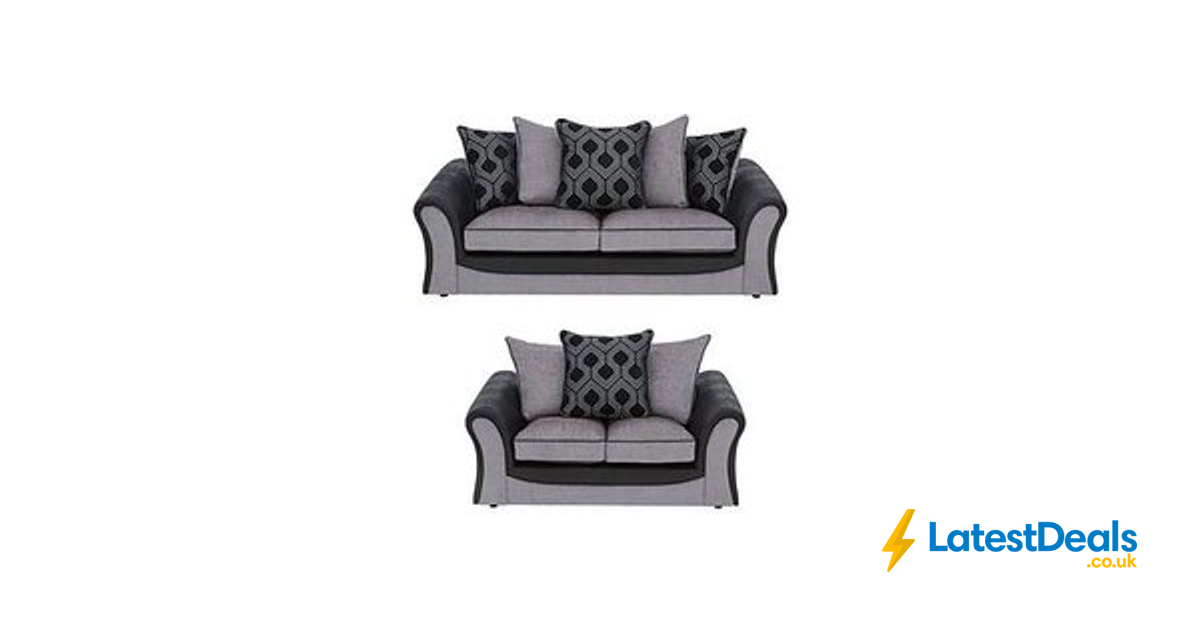 Black Friday Deal Milan 3 2 Seater Sofa Save 800 729 At Very