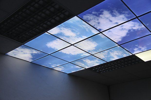 White Cloud Design Led Ceiling Panel