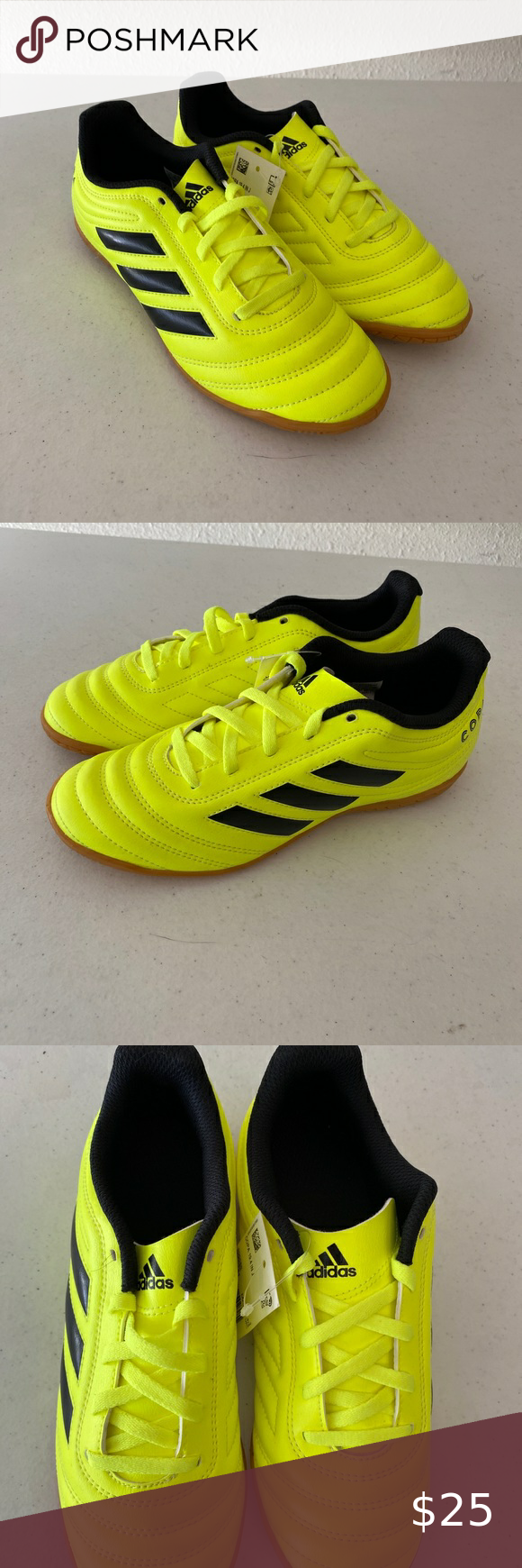 Nathaniel Ward enfocar En respuesta a la  Adidas Copa 19.4 In J Kids Indoor Soccer Shoes in 2020   Soccer shoes,  Indoor soccer, Adidas