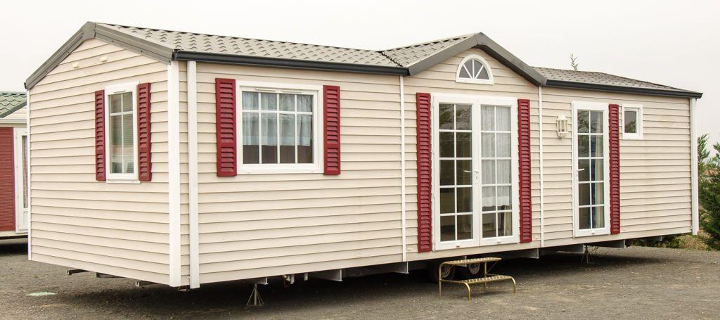 Albesa Park. Mobilhomes de ocasión y terrazas madera nuevas | Compra ...