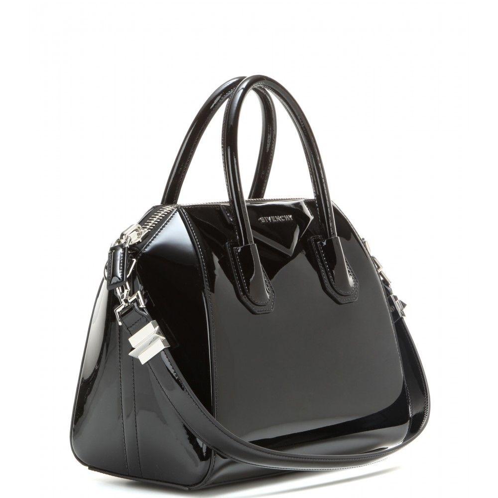 afe38b7c16 Antigona Small Patent Leather Tote ☼ Givenchy - mytheresa.com ...
