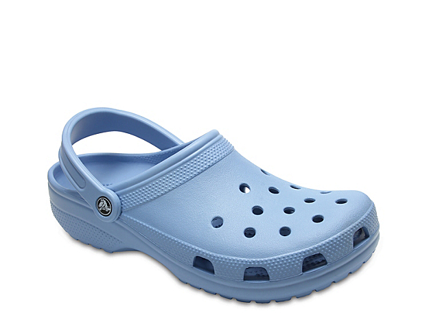 Crocs Classic Clog in 2020   Blue crocs