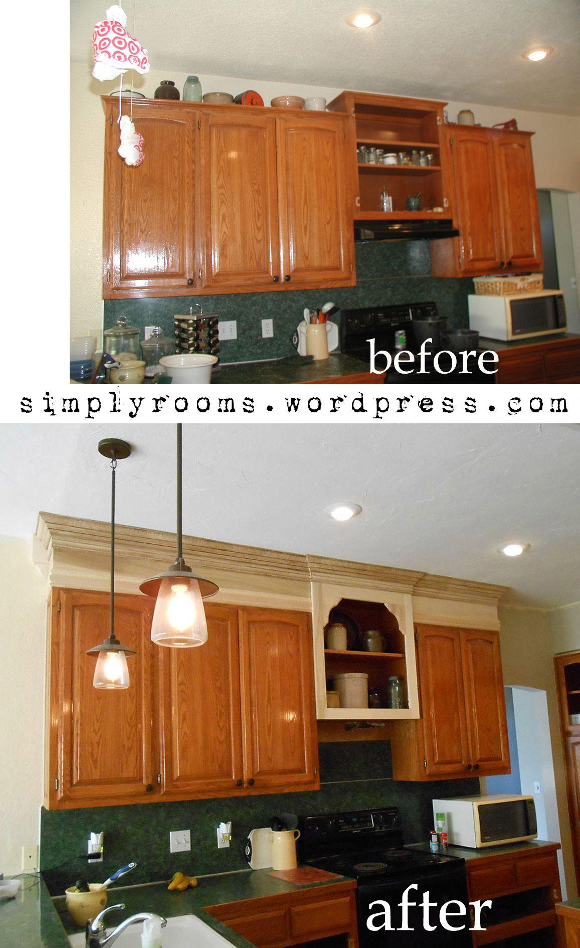 project making an upper wall cabinet taller kitchen kitchen cabinets to ceiling kitchen on kitchen cabinets to the ceiling id=30874