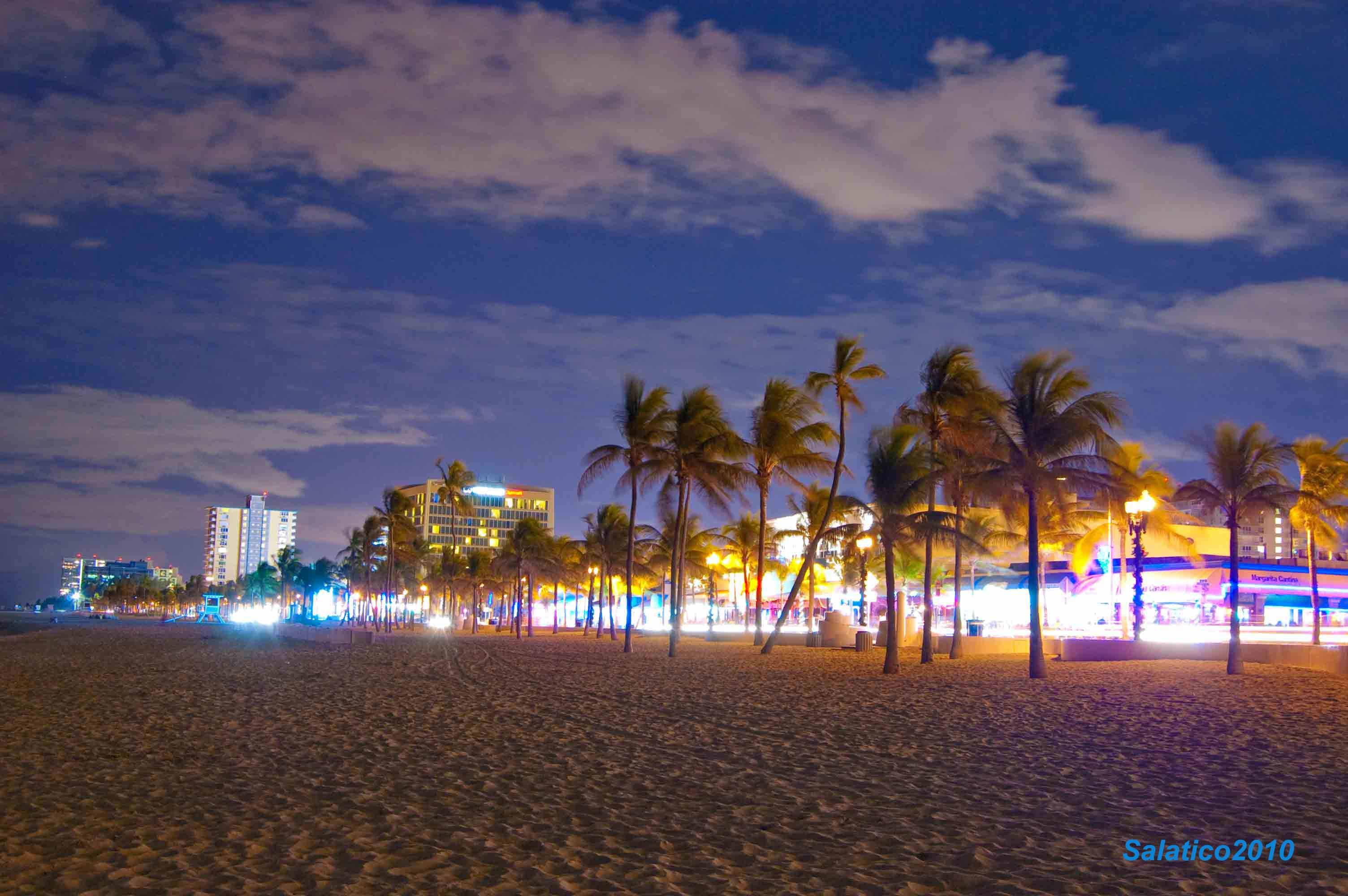 Ft. Lauderdale Beach:
