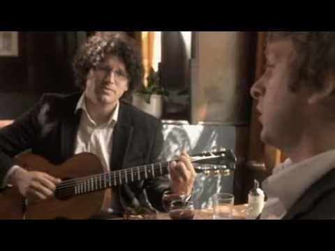 """Die Strottern feat. Stefan Slupetzky - """"Vogerl, Hunderl, Krot"""" das Lemming Lied"""
