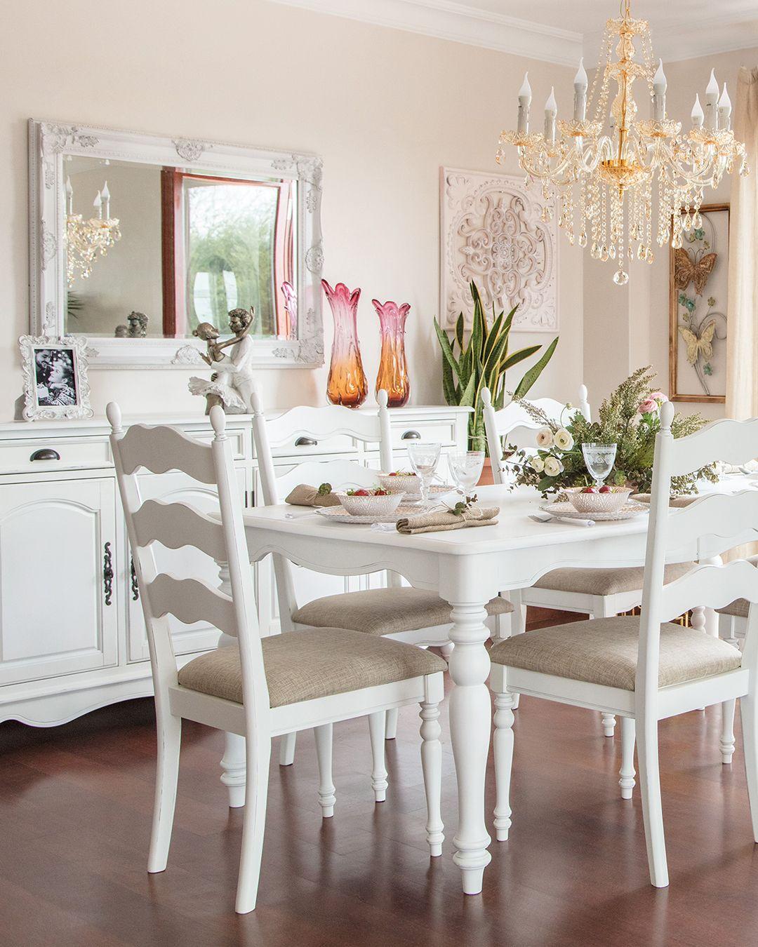 Fonksiyoel ve modern tasarımı ile Romance yemek masası takımı, ferah ...