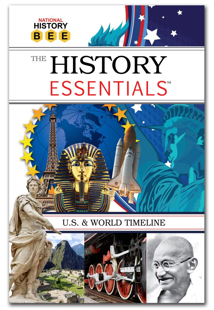 History Essentials - U.S. & World Timeline (2nd Edition) | Education ...