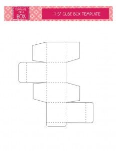 Printable Box Small  Printables    Box Templates