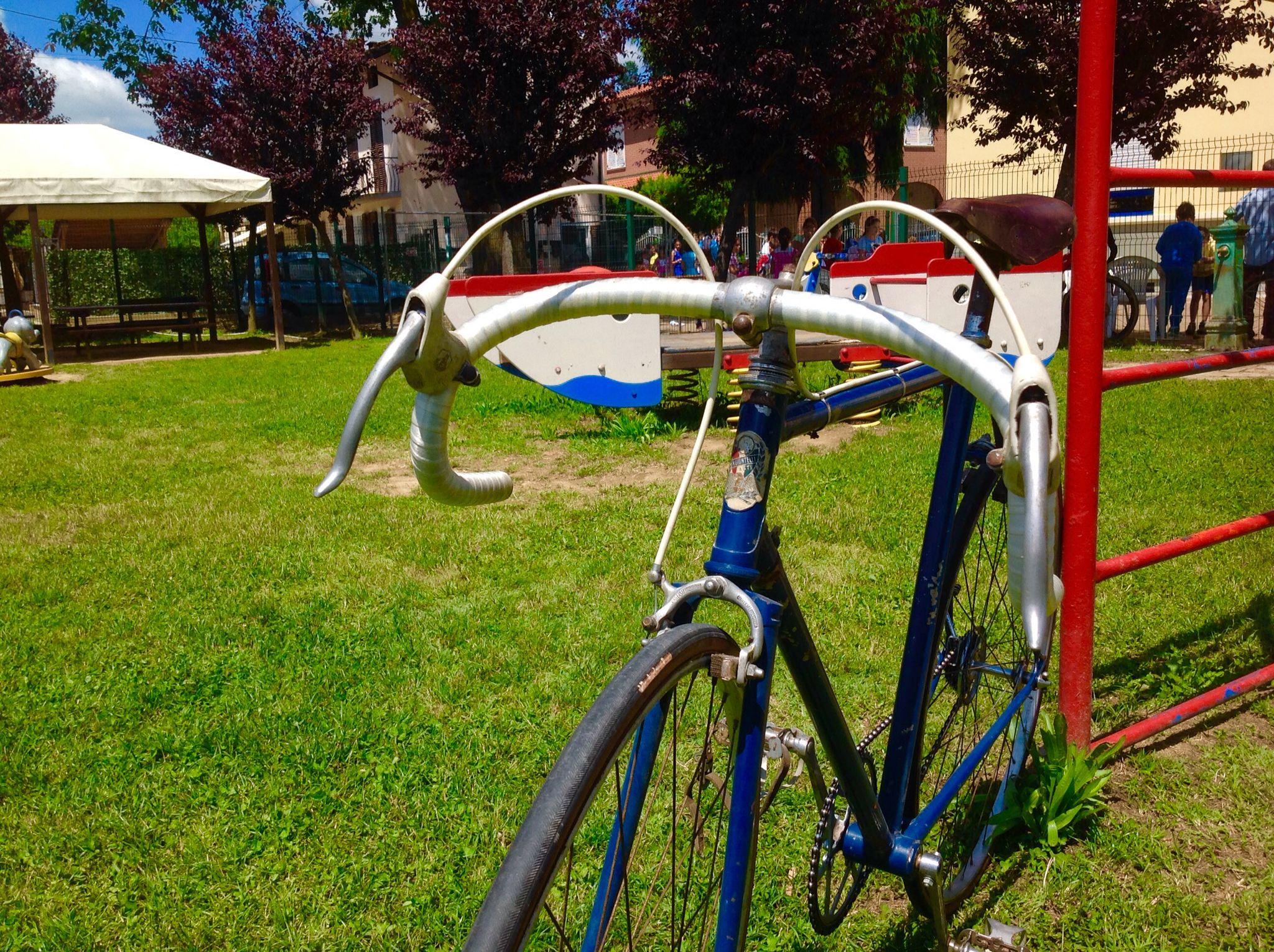 """Giuntelli "" bike made in Asti - Piedmont - Italy"
