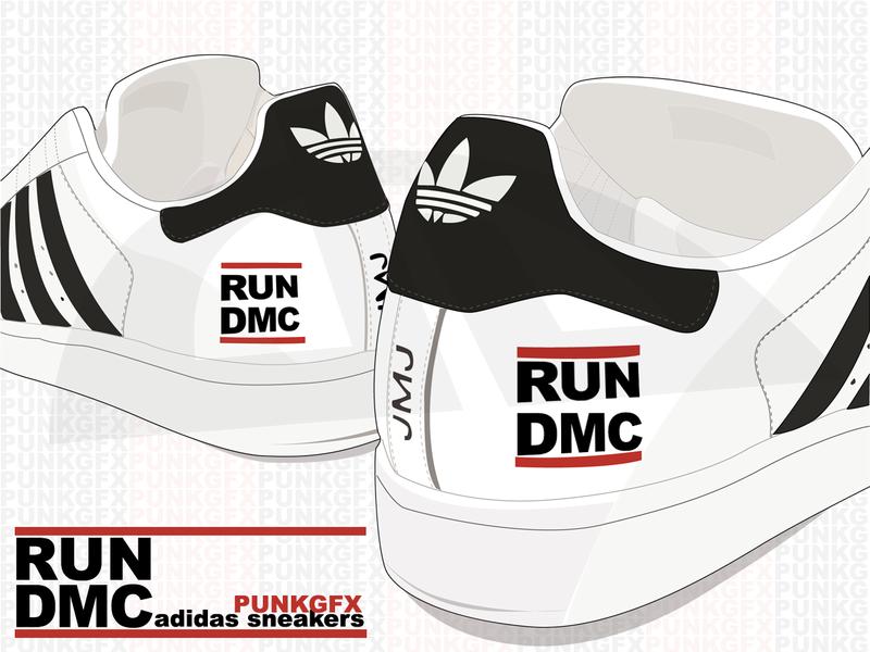 Run Dmc Shoes By Punkgfx Png 800 600 Sneakers Tenis Shoes Run Dmc
