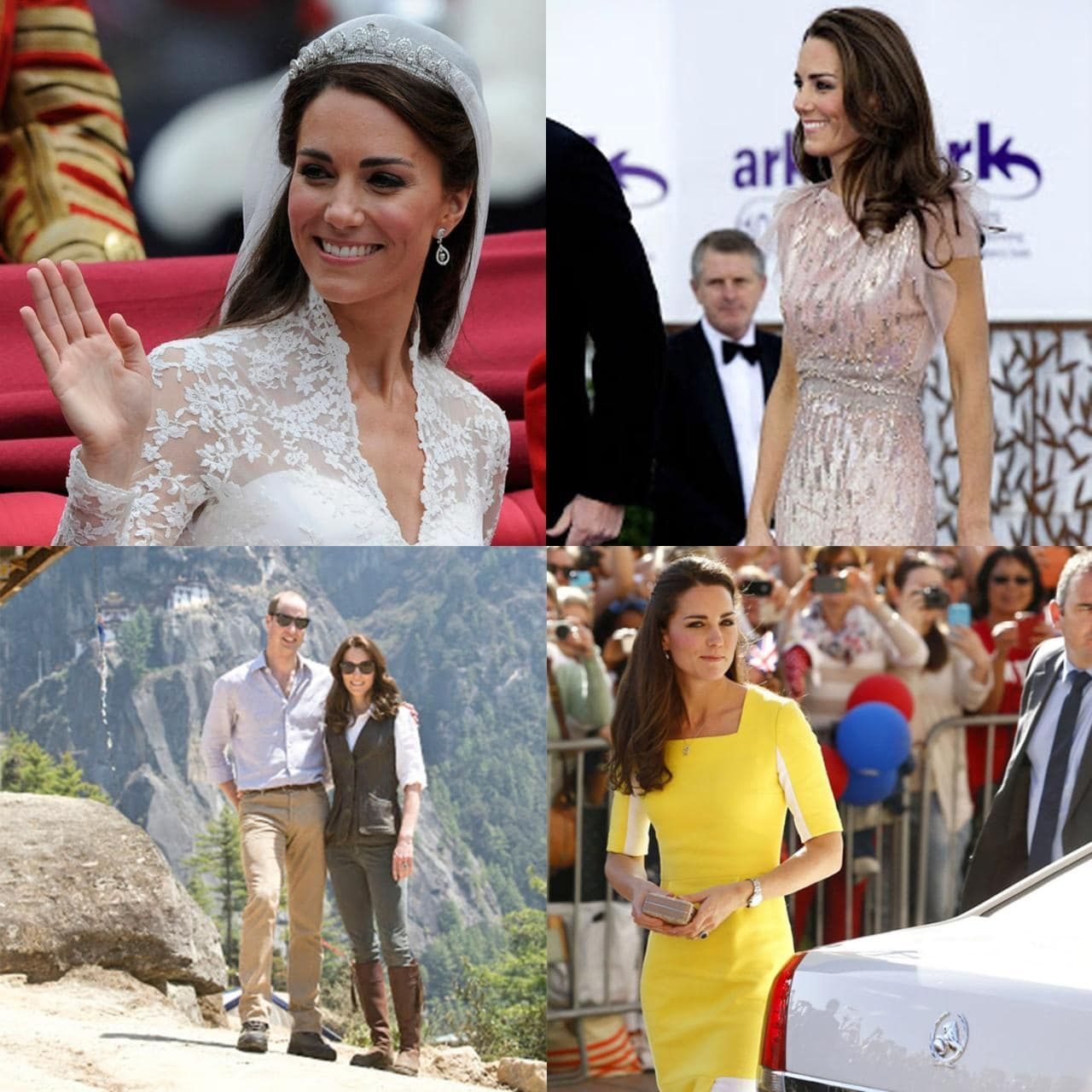 The Duchess Of Cambridge's Most Iconic Looks