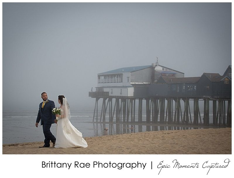 Old Orchard Beach Wedding