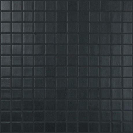 Eco Friendly Glass Mosaic Tile Matte Black Glass Tile Black Mosaic Tile Glass Mosaic Tiles