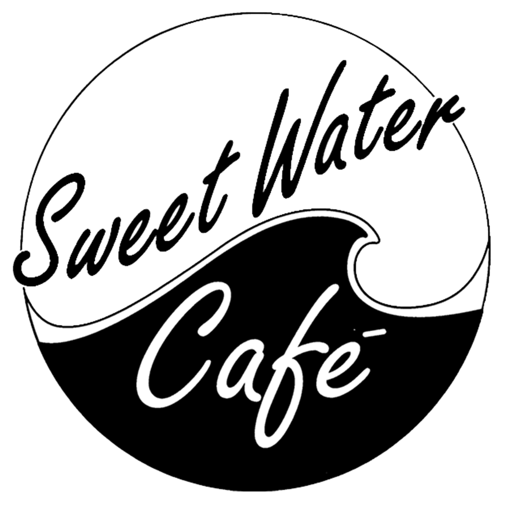 Sweet Water Cafe Marquette Michigan Cafe Sweet Cafe Logo