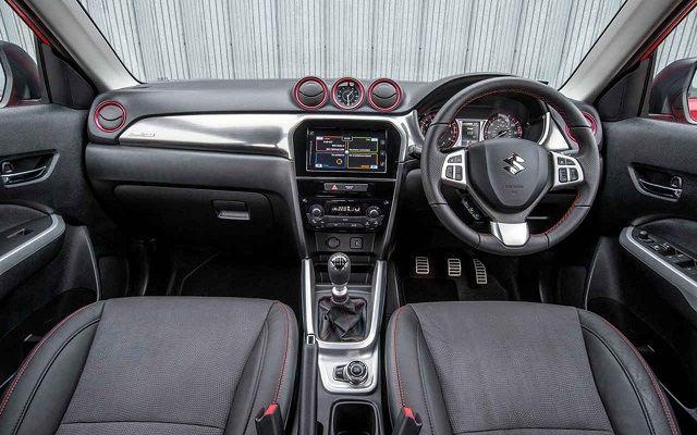 2019 Suzuki Grand Vitara Interior All Sports Cars Cars Suzuki