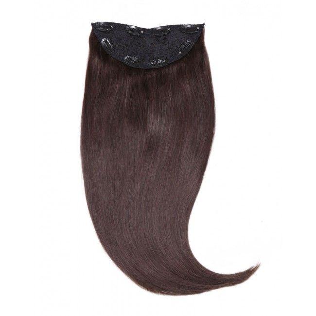 Jen Atkin Hair Enhancer Raven Hairpiece By Beauty Works Hair Enhancers Jen Atkin Hair