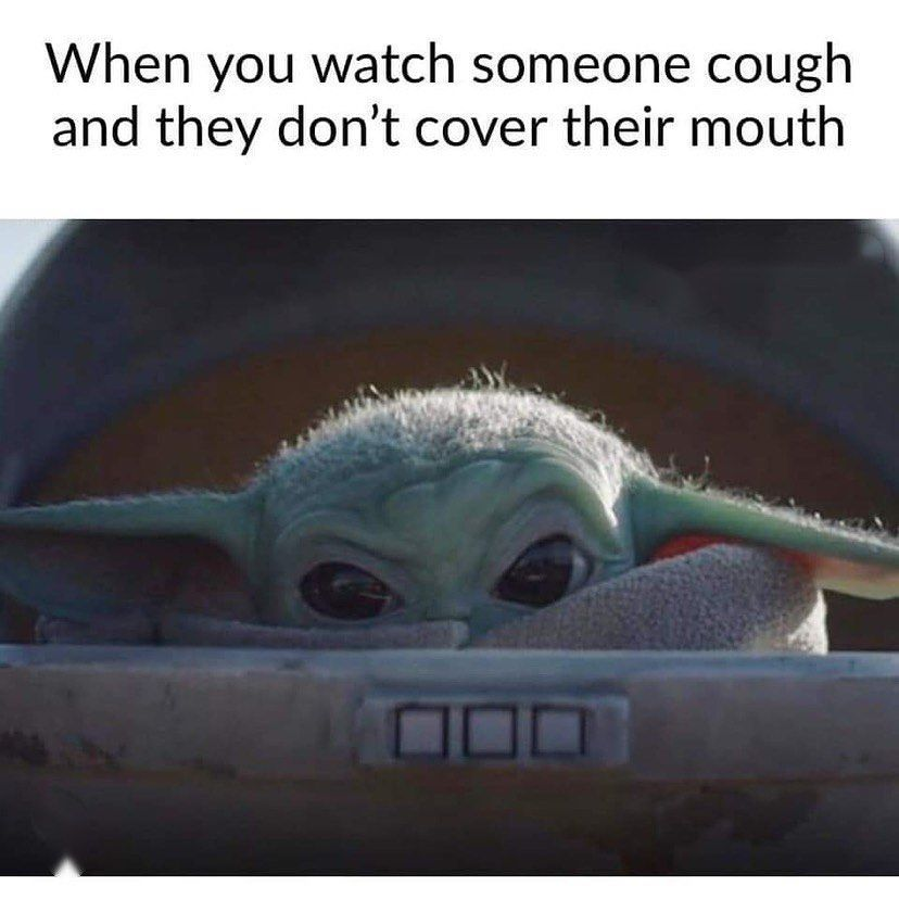 The Real Baby Yoda On Instagram Follow Wittlebabyyoda Awittlebabyyoda Baby Follow Funnyimages Funnyj Yoda Meme Yoda Funny Funny Memes