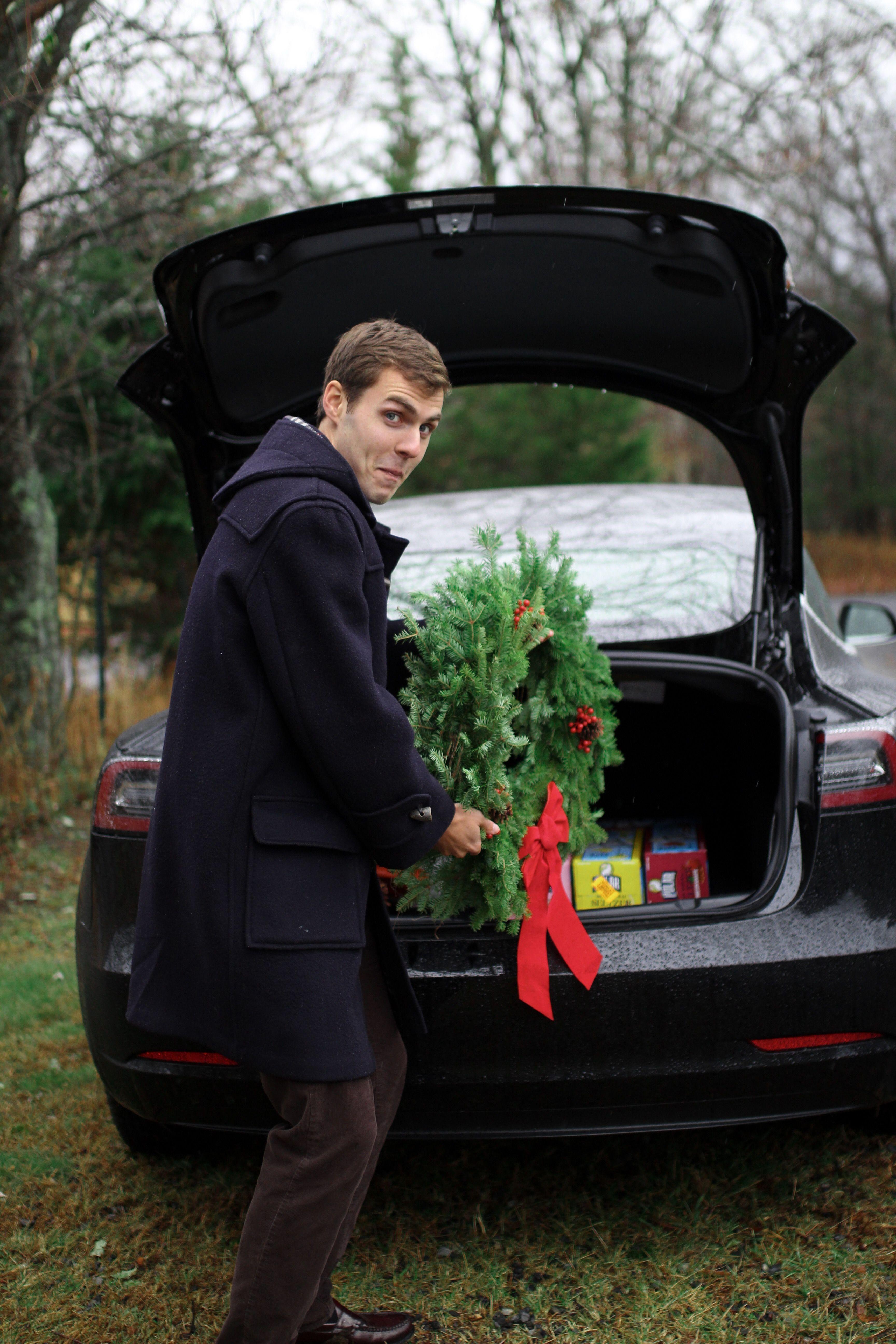 Fox Ridge Christmas Tree Farm - Take 7 #christmastreefarm #christmastree #visitnewyork #visitnyc #christmastime #nyctravel #winterwonderland #winterlove #christmasinnyc #nyclifestyle #nycbloggers #newyorkcouple #upperwestside #nycchristmas #holidayseason #tistheseason #nycbloggers #upperwestsiders #nyclove #freedomthinkers #teslamotors  #christmaslove #tesla #newyorknewyork