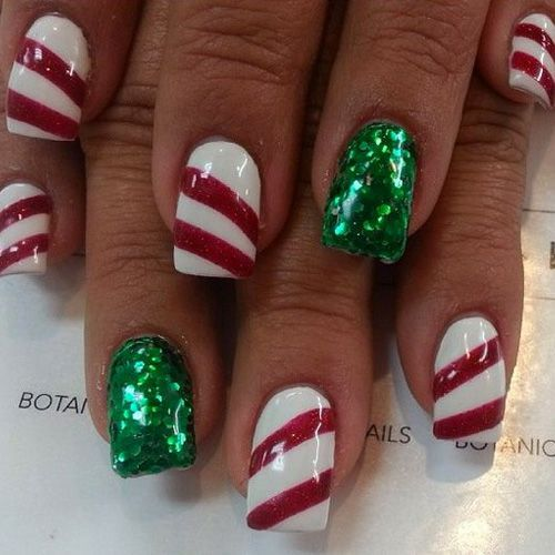 this gorgeous christmas nails ideas 40 image is part from gorgeous christmas nails gallery that you must see gallery and article click read it bellow to