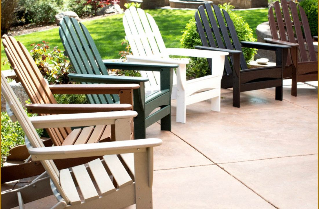 composite lovely adirondack chair plans unusual polywood kitchens deck synthetic pergolas adorable of wood comfortable chairs patio prices outdoor oversized set and black trex beautiful furniture