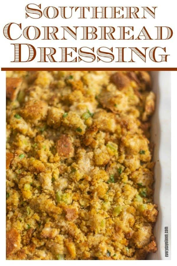 The Best Southern Cornbread Dressing -   18 cornbread dressing southern stuffing recipes ideas