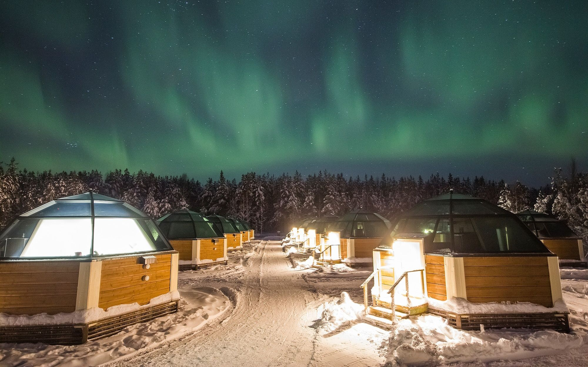 Read The Arctic Snowhotel Gl Igloos Lapland Finland Hotel Review On Telegraph Travel