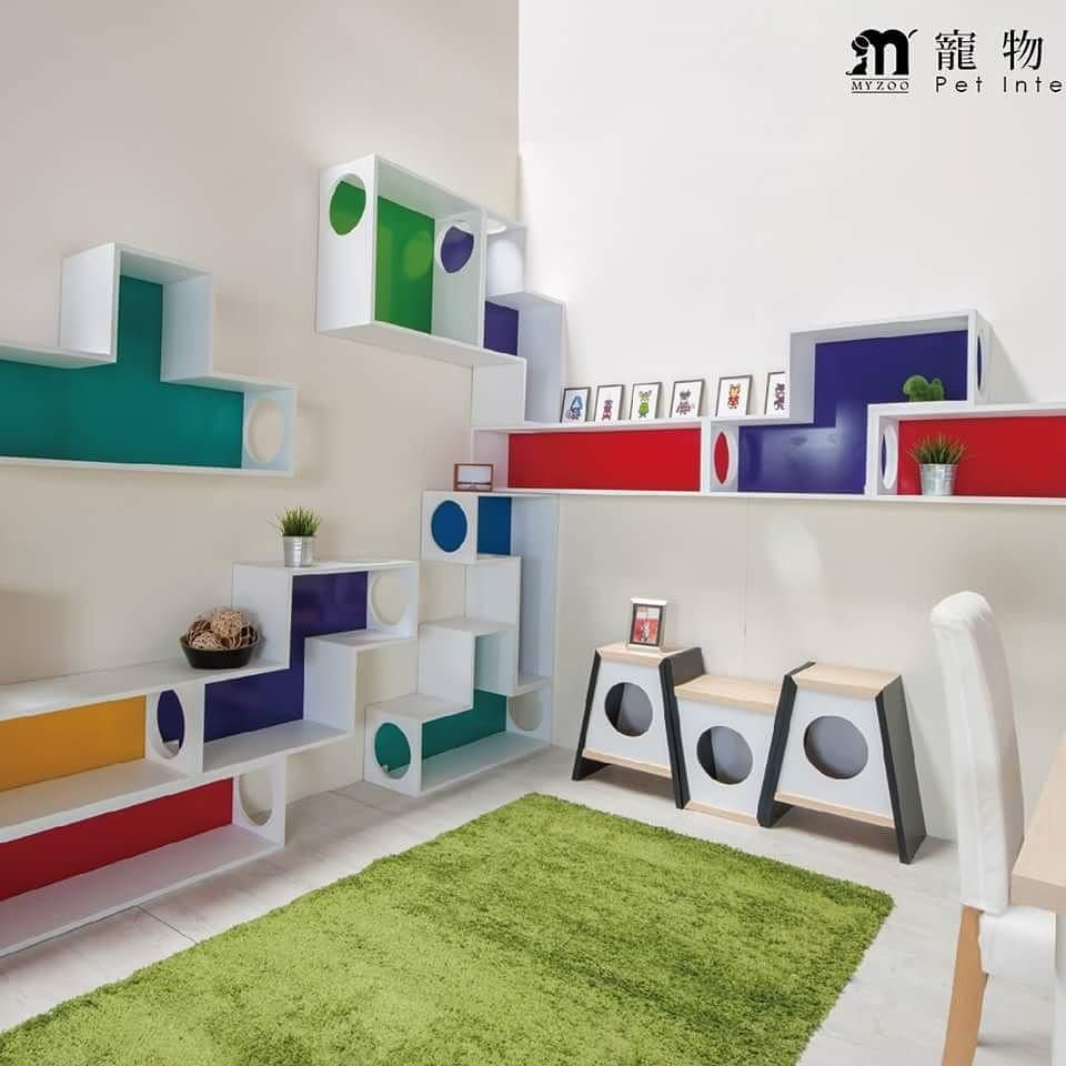 featured products and design from myzoo - Cat Room Design Ideas