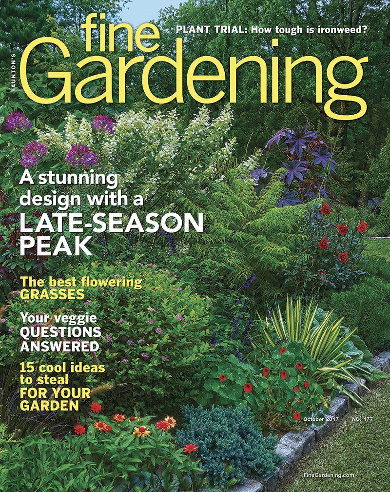 Magazine Finegardening Fine Gardening Magazine Gardening Magazines Fine Gardening