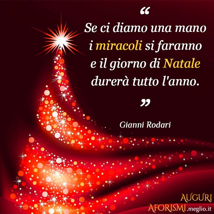 La Magia Del Natale Frasi.Pinterest