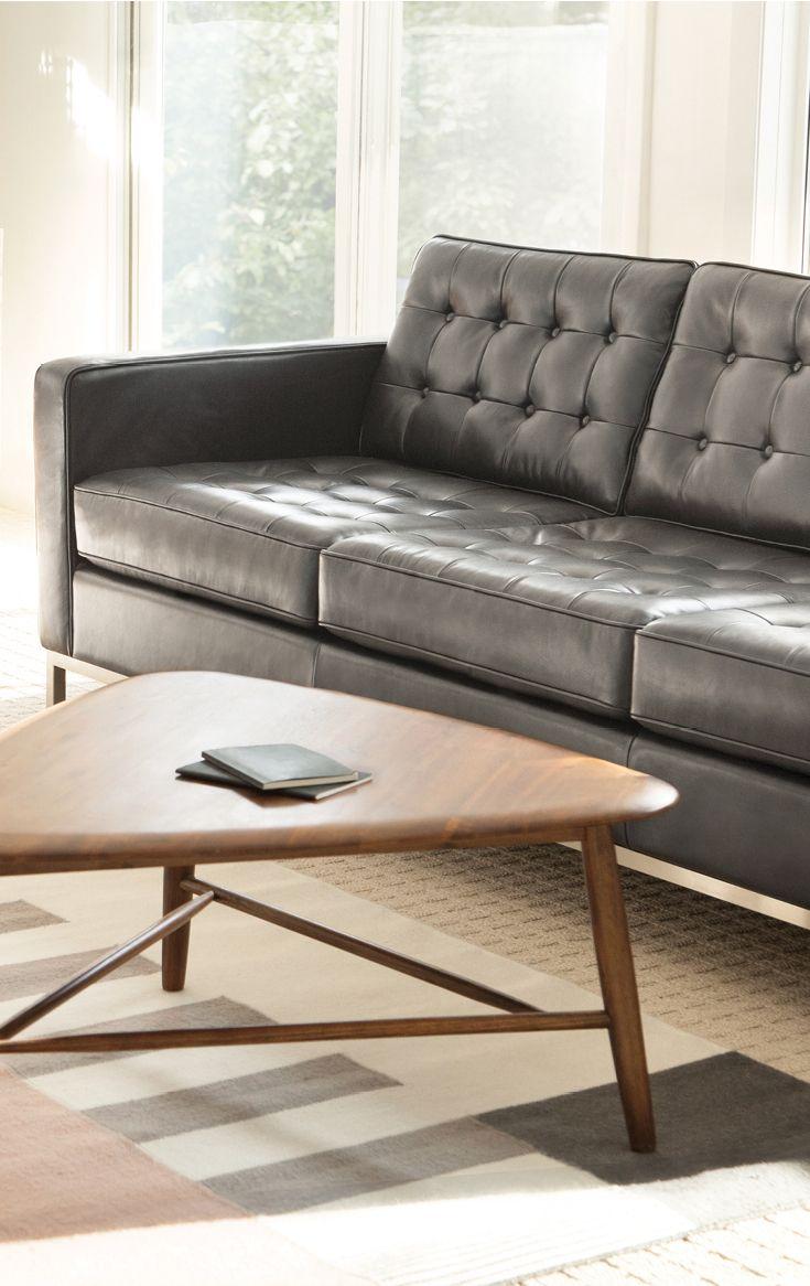 Kacia Tri Coffee Table 43 Eq3 Coffee Table Modern Coffee Tables Living Room Modern [ 1166 x 735 Pixel ]