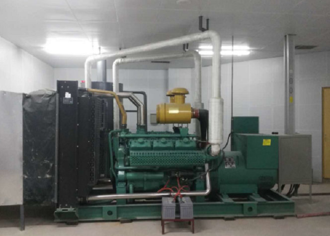 Electric generating set is of multi-purpose, appropriate for