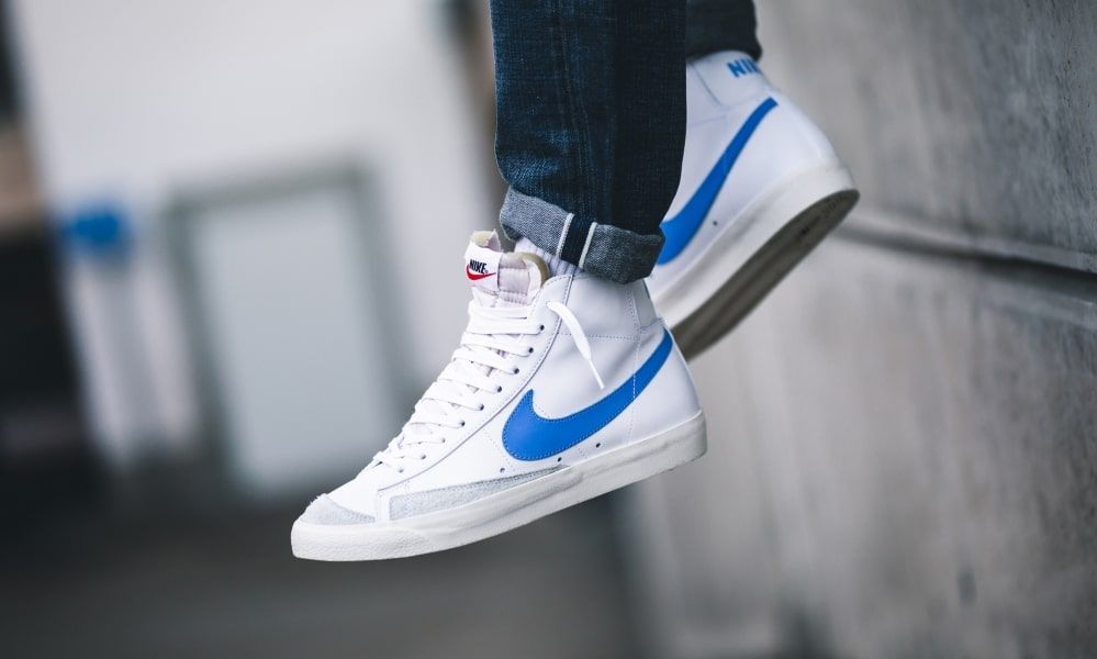 buy popular 4a02b c5002 The Nike Blazer Mid 77 Vintage is dropping tomorrow, 26th of Jan. Are you  copping  💻 Check the Link in our BIO for more information.