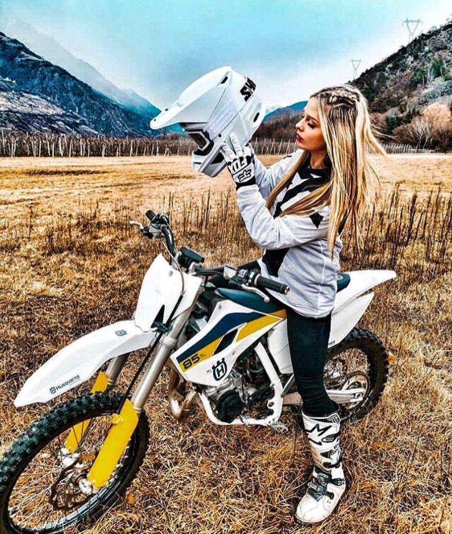 """Motocross on Instagram: """"Mx girl 💯 #kxf4502017 #rmz450 #crf450 #crf250 #ktm125sx #ktm #ktm2018 #2stroke #renthal #moto #motocross #supercross #amasupercross…"""""""