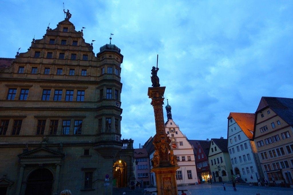 Rothenburg ob der Tauber Urlaub in deutschland, Deutsche