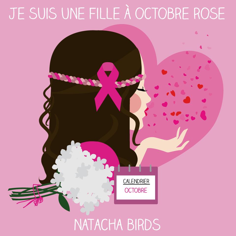 Soutien A La Cause Ruban Rose Lesfillesa Octobre Rose