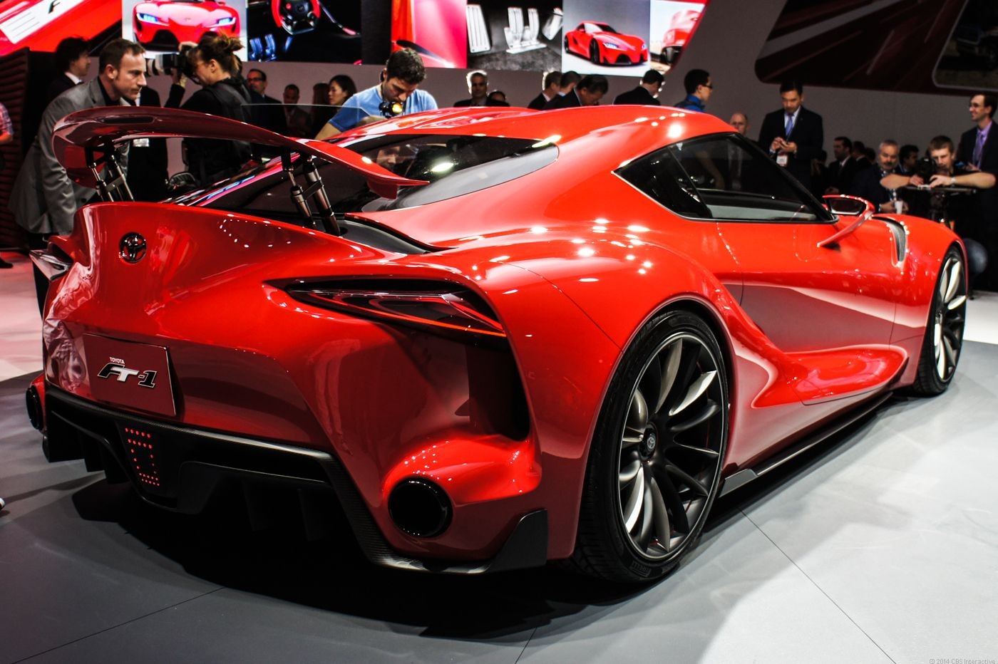 2015 Toyota Supra >> 2015 Toyota Supra Exterior Styling Performance Price