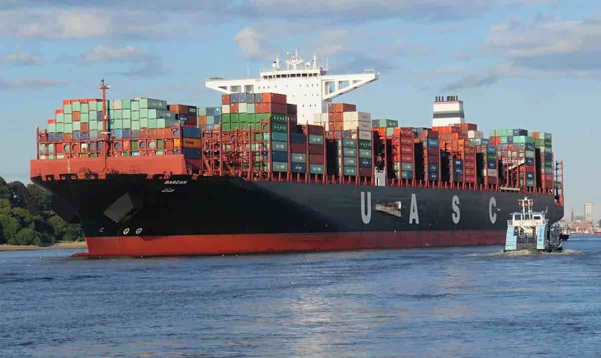 In Historic Move, the Global Shipping Industry is Agreeing