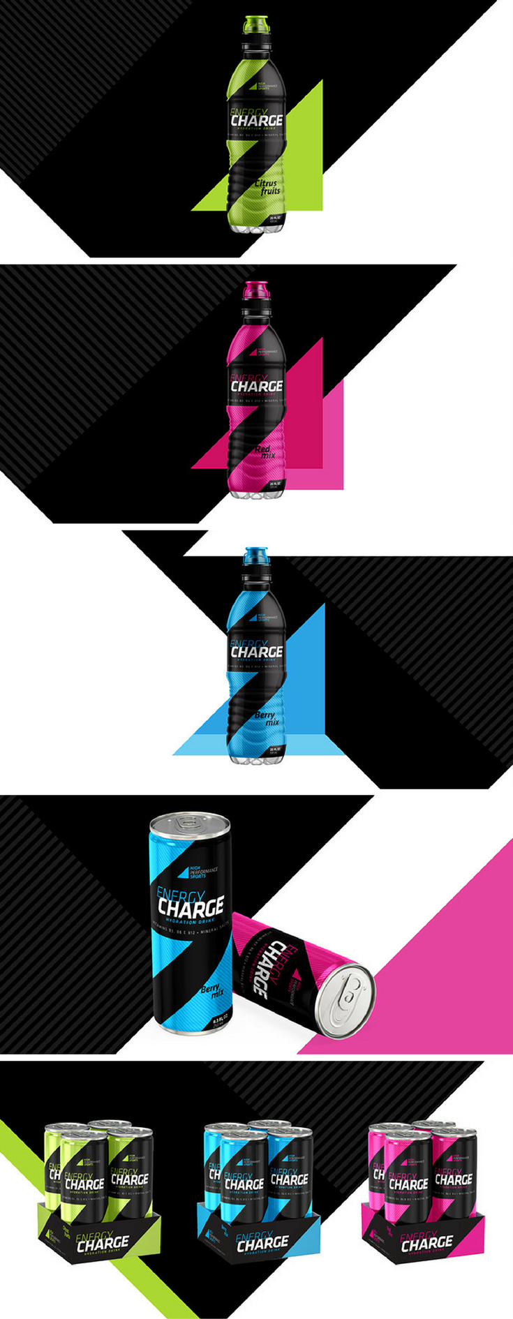 Energy Charge packaging design by: Agência BUD / Franklin Zampani – Bruno Lodovichi