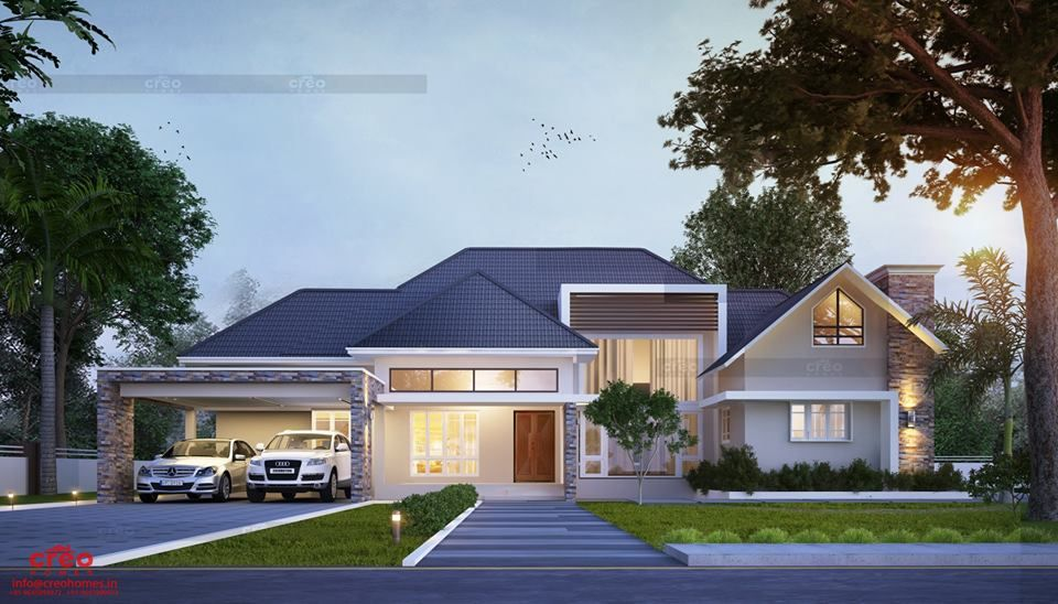 We Always Believe In Delivering You The Best Creative Home Designs