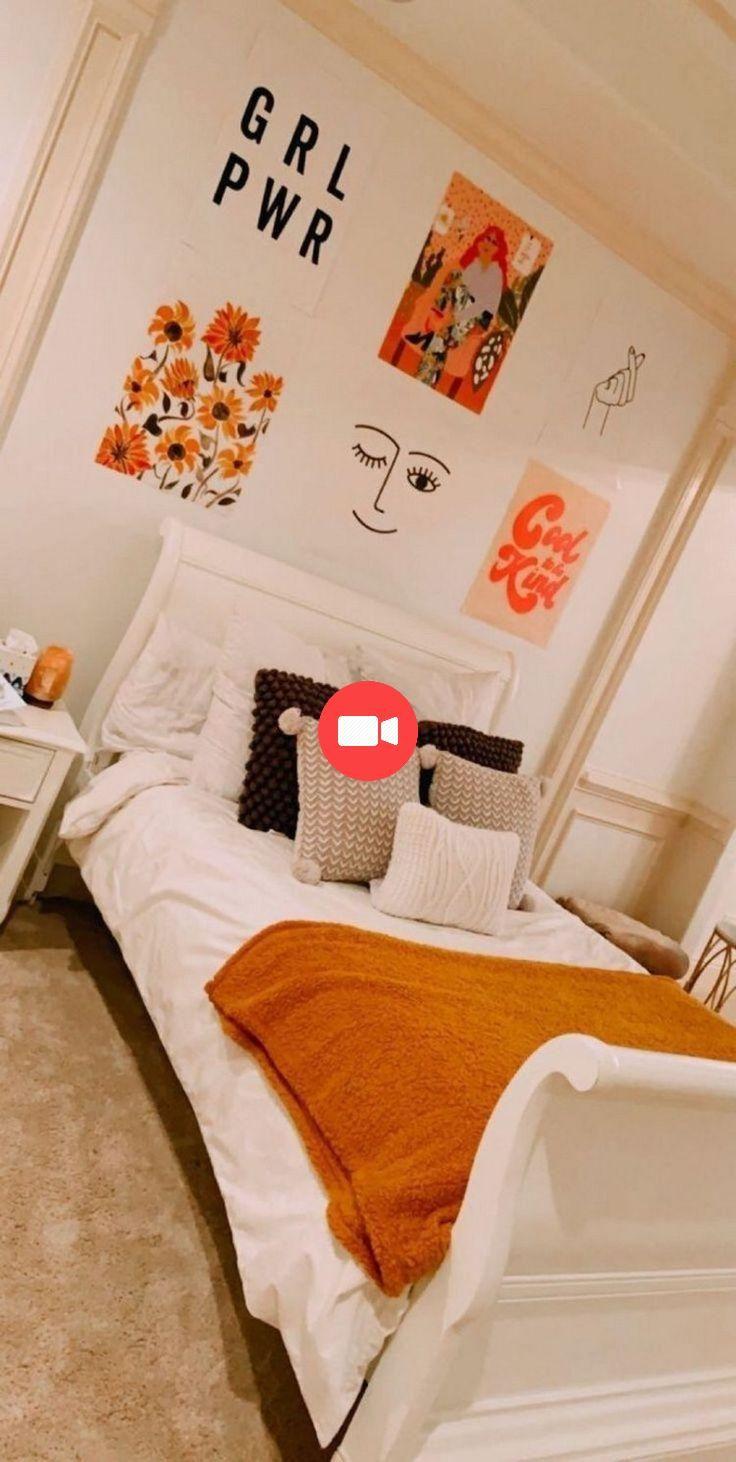 grand 18 de superbes Idées de Décoration pour la petite Chambre à