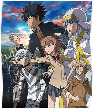A Certain Magical Index III' Poster by TobiGl | Products | A