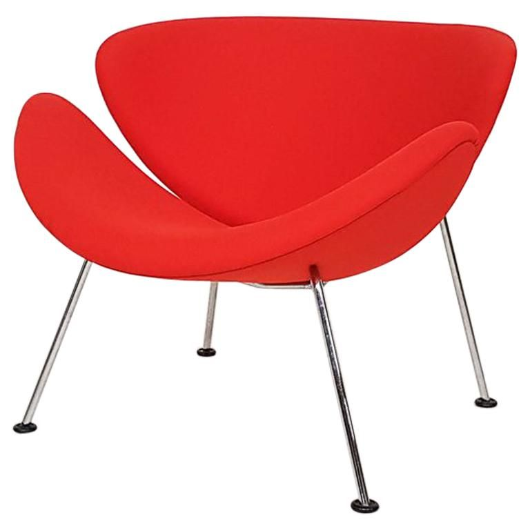 Swell Artifort Lounge Chair Slice Pierre Paulin 1961 Dutch Gmtry Best Dining Table And Chair Ideas Images Gmtryco