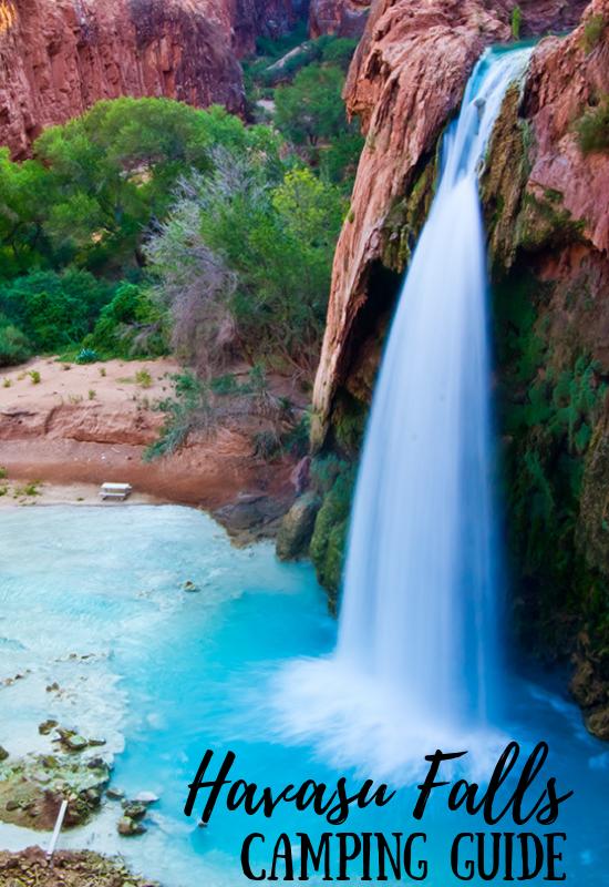 2020 Havasu Falls Camping Guide