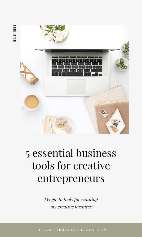 5 tools you need to start a business! | creative entrepreneur, small business tips, creativepreneur, etsy shop tips, how to start an etsy shop, tools for running a business, business tools, small business tools