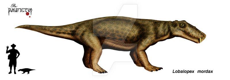Lobalopex mordax by Theropsida.deviantart.com on @DeviantArt