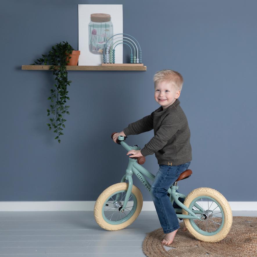 Villa Sternenstaub Kinder Laufrad 12 Zoll Mint Online Kaufen