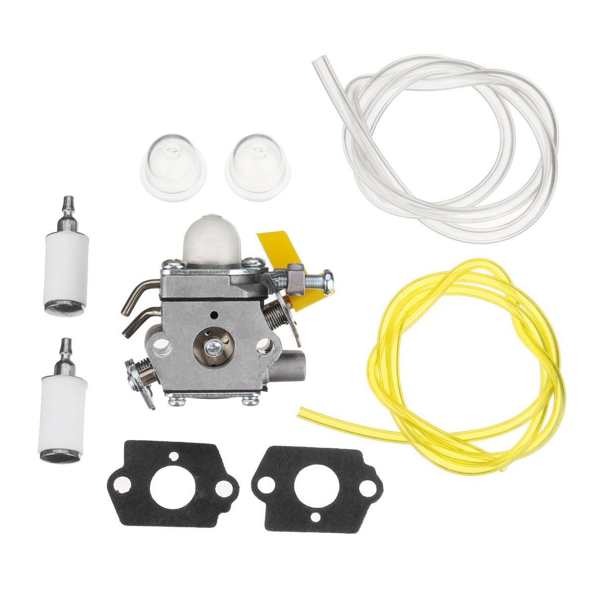 hight resolution of carburetor for yobi homelite ut 60526 ry09550 ry09050 ry09551 308054032 primer bulb fuel filter o sale
