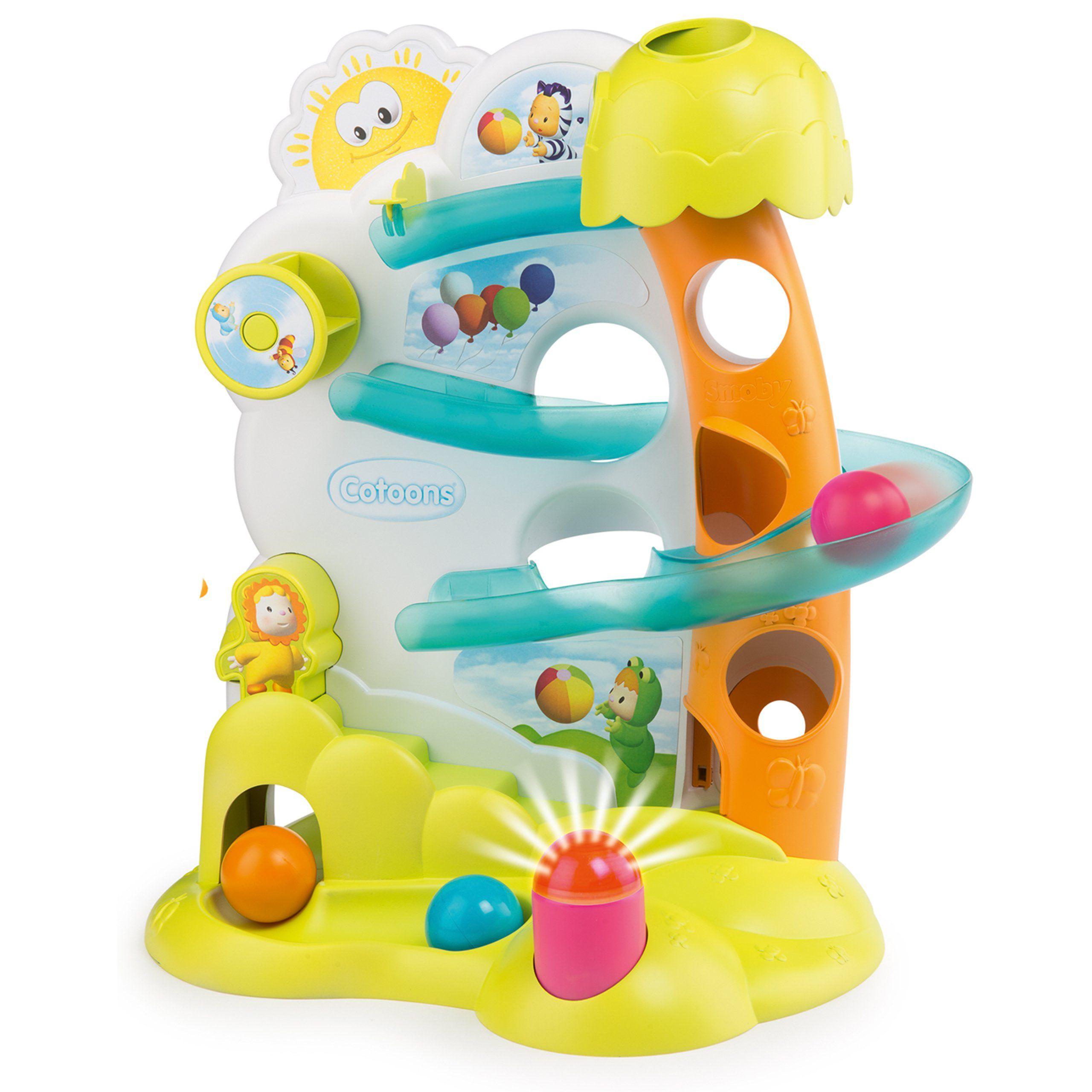 Smoby Cotoons Elektroniczna Rampa Do Gry W Kulki Brykacze Pl Sklep Z Zabawkami Decor Toys Outdoor Decor