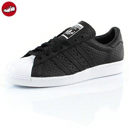 adidas Superstar Slip On Herren Sneaker Schwarz: